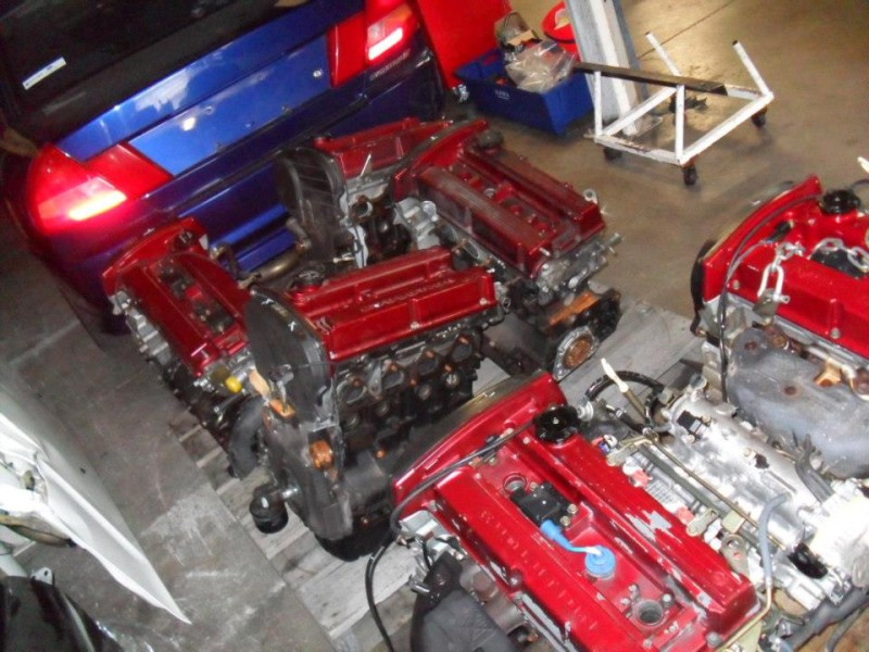 Evoparts Projects The Lancer Evolution Specialists